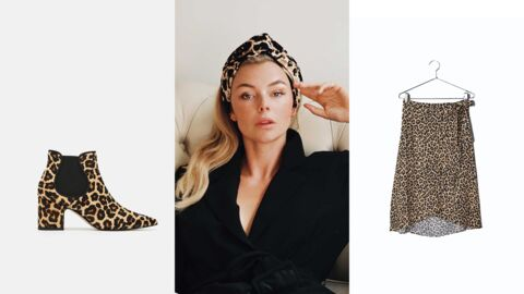 Comment (bien) porter l'imprimé léopard? Découvrez notre sélection de 35 pièces