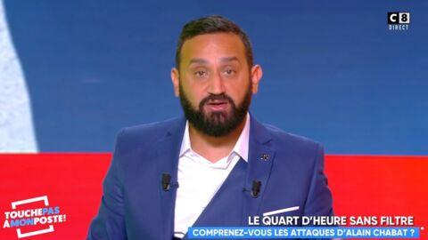 VIDEO Cyril Hanouna adresse un message à Alain Chabat, qui ne veut pas le voir dans Burger Quiz