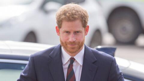 Le prince Harry bouleversé par sa rencontre avec les parents d'un ami soldat qui s'est suicidé