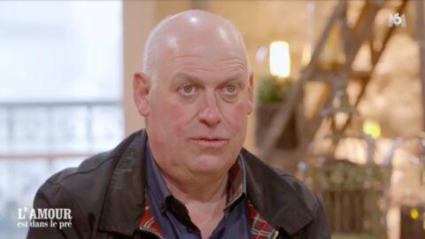 VIDEO Guy (L'amour est dans le pré): pourquoi sa rencontre avec Francine l'a énormément déçu