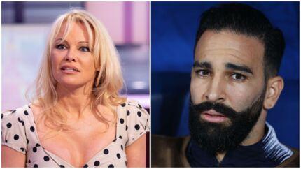 Pamela Anderson et Adil Rami séparés? La grosse boulette du footballeur