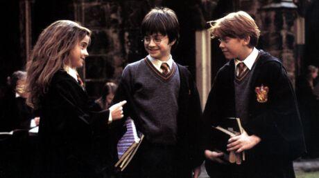 PHOTOS Harry Potter à l'école des sorciers: 17 ans après, les élèves de Poudlard ont bien changé!