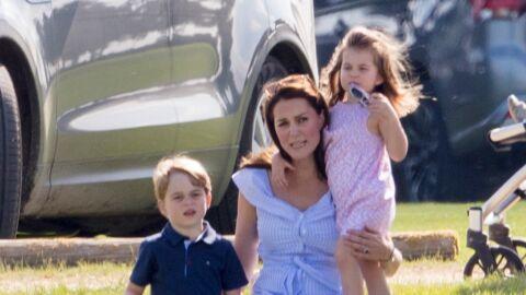 Kate Middleton: son petit loupé pour la rentrée de ses enfants