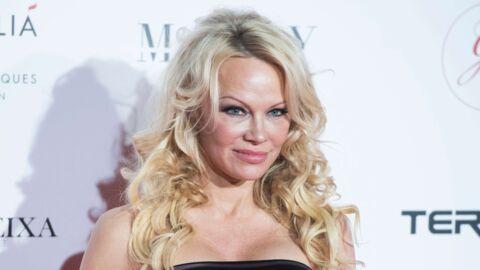 Pamela Anderson séparée d'Adil Rami? Elle répond avec une photo symbolique