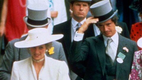 Lady Diana: mort d'Oliver Hoare, l'un de ses anciens amants