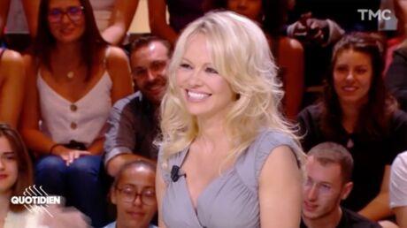 Pamela Anderson invitée dans Quotidien: Yann Barthès révèle ses petites exigences