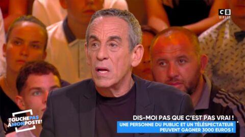 VIDEO Thierry Ardisson: ce geste déplacé de Yann Moix qu'il a du mal à digérer