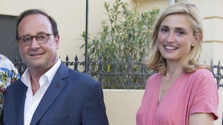 Julie Gayet révèle pourquoi elle n'a pas voulu assister au mariage de Thomas Hollande et Emilie Broussouloux