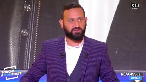 Cyril Hanouna accuse TF1 d'empêcher Camille Combal de venir dans Touche pas à mon poste