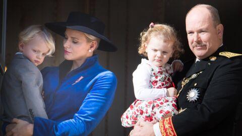 PHOTOS Charlène de Monaco dévoile des clichés de la rentrée des classes de ses jumeaux Jacques et Gabriella