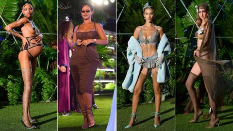 PHOTOS Le défilé lingerie de Rihanna: du sexy pour toutes les morphologies
