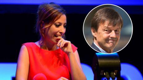 Léa Salamé regrette son attitude après la démission de Nicolas Hulot