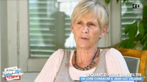 VIDEO Jean-Luc Delarue: sa mère Maryse choquée par la sortie d'un nouveau livre sur son fils