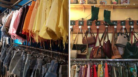 Friperies, boutiques vintage… Découvrez les 5 adresses parisiennes préférées des millenials!