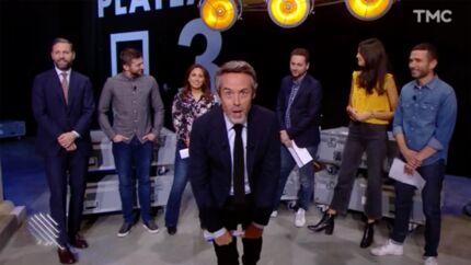 Yann Barthès tacle gentiment Matthieu Noël qui a quitté Quotidien après seulement une émission