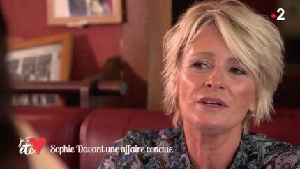 VIDEO Sophie Davant (Affaire conclue): ses douloureuses confidences sur son divorce avec Pierre Sled