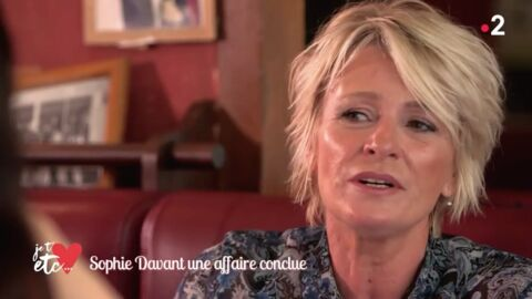 VIDEO Sophie Davant (Affaire conclue) : ses douloureuses confidences sur son divorce avec Pierre Sled