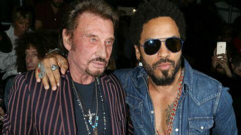 Johnny Hallyday: Lenny Kravitz revient sur leur collaboration manquée