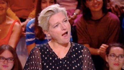 VIDEO Anne-Elisabeth Lemoine raconte son vilain mensonge à Marc-Olivier Fogiel (qui l'a tout de suite démasquée)