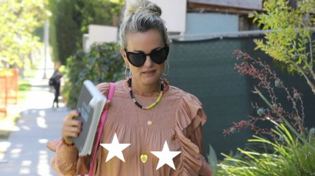 PHOTOS Laeticia Hallyday: la veuve de Johnny se promène sans soutien-gorge dans les rues de Los Angeles