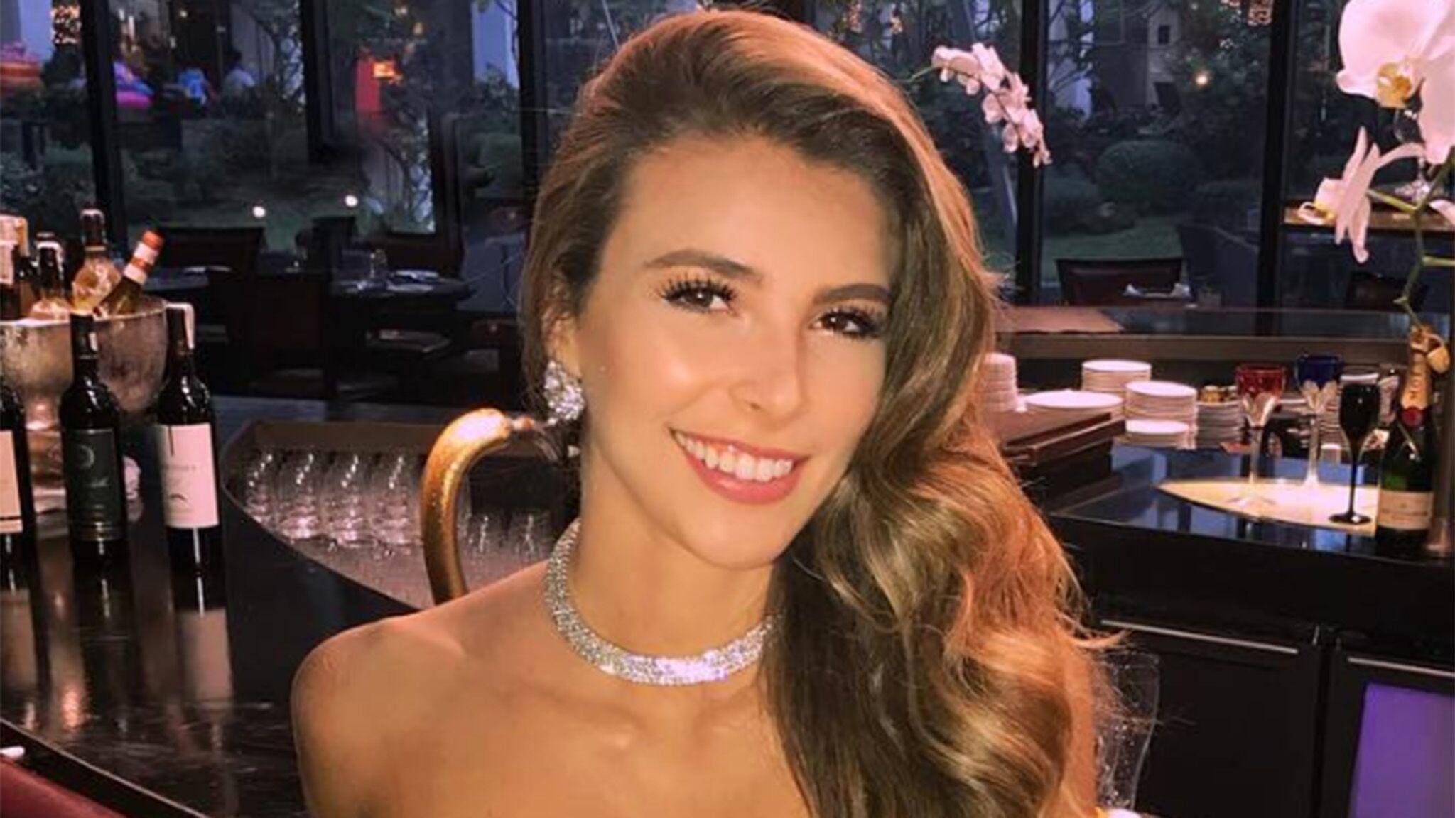 PHOTOS Miss Univers   qui est Eva Colas, la miss sexy qui va représenter la  France   - Voici 03129673efd