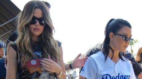 Khloé Kardashian: sa décision pour le bien-être de True qui met Kourtney hors d'elle