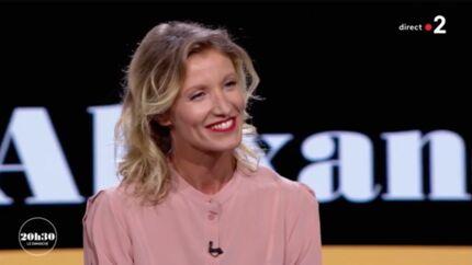 VIDEO Alexandra Lamy à Londres: la raison pour laquelle elle ne reviendra pas vivre en France