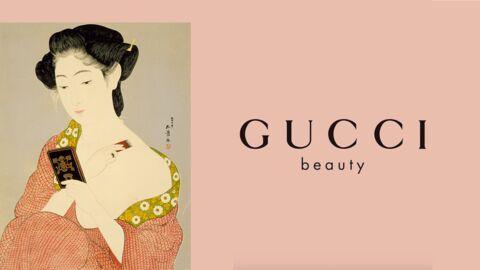 Avis aux beauty addicts: Gucci vient (enfin) d'ouvrir son compte Instagram dédié à la beauté