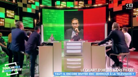 VIDEO Clash Eric Zemmour/Hapsatou Sy: Thierry Ardisson critiqué pour son absence de soutien à sa chroniqueuse