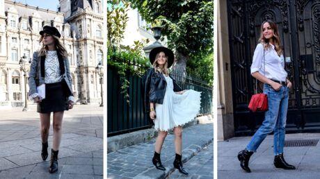 Style coach: 3 façons de porter les santiags
