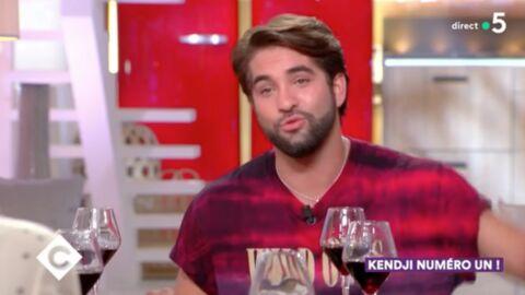VIDEO Kendji Girac: son astuce incroyable pour échapper à ses fans le soir de sa victoire dans The Voice