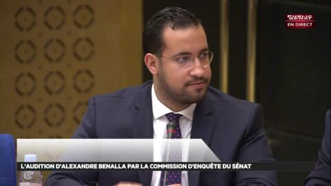 VIDEO Alexandre Benalla garde du corps d'Ayem? Sa réponse humiliante envers l'animatrice