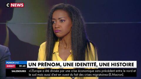 VIDEO Hapsatou Sy: confrontée en direct après son clash avec Eric Zemmour, elle réplique