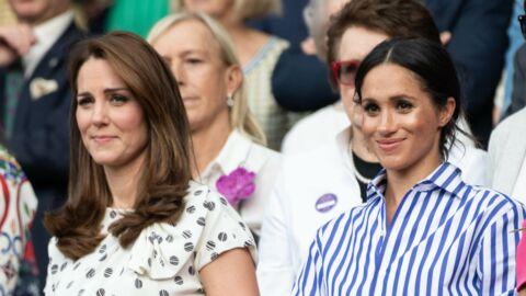 Meghan Markle préférée à Kate Middleton? Le détail qui fait polémique