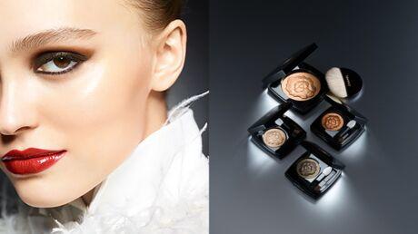 Lily-Rose Depp sublime dans la nouvelle campagne de make-up Chanel