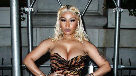 PHOTO Nicki Minaj dévoile ses tétons dans une combinaison qui ne cache rien