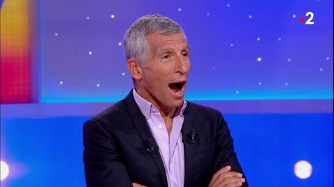 VIDEO Nagui choqué par une anecdote coquine, il enchaîne les blagues TRÈS crues