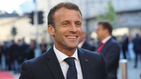 VIDEO Emmanuel Macron: sa poignée de main a fait «très mal»… à un rappeur français!