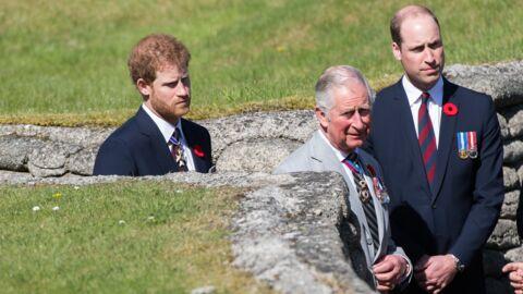 Le prince Harry et le prince William en froid avec leur père, le prince Charles? Découvrez pourquoi