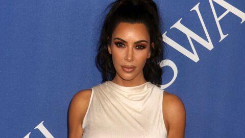 PHOTO Kim Kardashian partage un cliché très drôle de son fils Saint déguisé en Kanye West