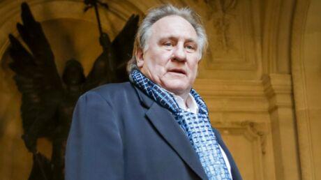 Gérard Depardieu dérape et compare Emmanuel Macron à Vladimir Poutine