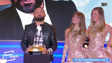 VIDEO Cyril Hanouna: sa nouvelle provocation envers le groupe TF1
