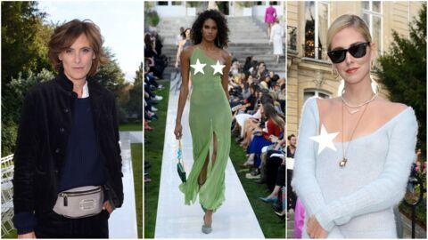 PHOTOS Fashion week Paris: défilé de tétons, Emily Ratajkowski et Inès de la Fressange au top chez Jacquemus