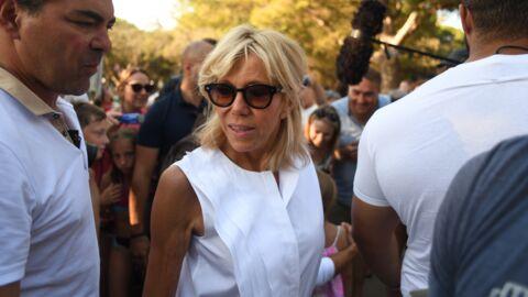 Brigitte Macron dans Vestiaires: elle a eu un «trac» fou selon Pascal Légitimus