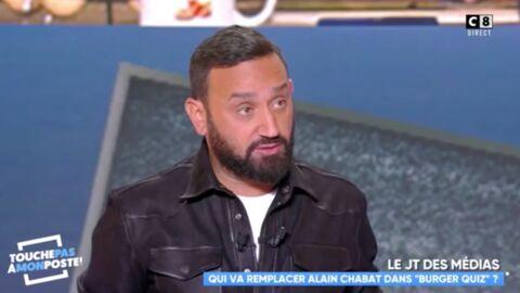 VIDEO Cyril Hanouna insulté par Alain Chabat: il le menace