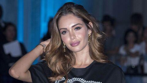 PHOTO Nabilla sexy, elle dégaine le maxi-décolleté pour la Fashion Week