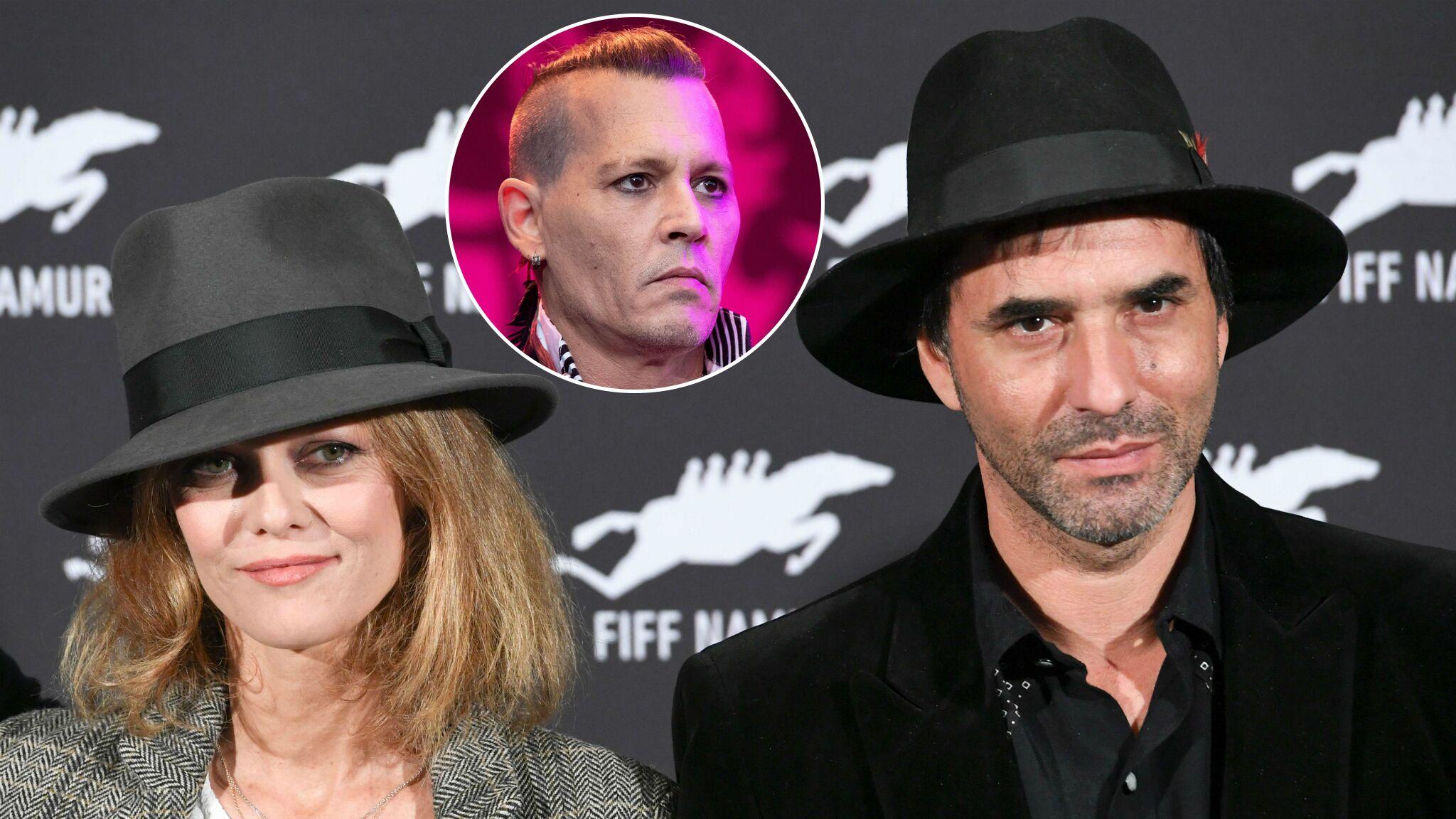 Vanessa Paradis  l\u0027allusion très amère de Samuel Benchetrit envers Johnny  Depp , Voici
