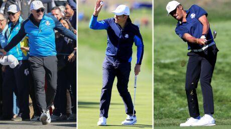 PHOTOS Ryder Cup 2018: Laura Flessel, Dany Boon, Yannick Noah, ces Français fans de golf