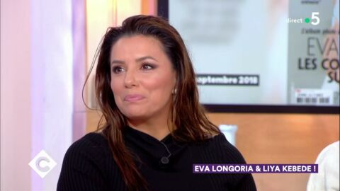 VIDEO Eva Longoria dingue de son fils Santiago, son beau compliment en FRANÇAIS