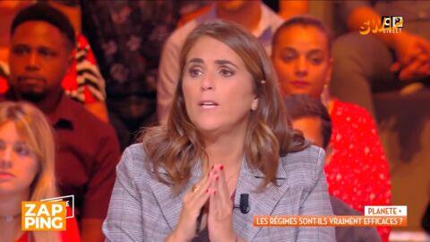 VIDEO Valérie Benaïm tacle sévèrement l'une de ses chroniqueuses adepte des régimes